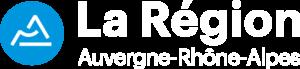 Logo de la région Auvergne-Rhône Alpes, contributeur du site de Di'mention animale.